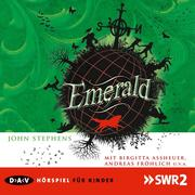 0405619807536 - John Stephens: Emerald - Book