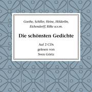 0405619807314 - Johann Wolfgang von Goethe;Friedrich Hölderlin;Rainer Maria Rilke;Joseph von Eichendorff;Heinrich Heine: Die schönsten Gedichte - Книга