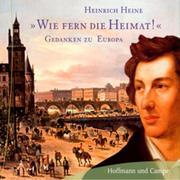 0405619807277 - Heinrich Heine: Wie fern die Heimat - Book