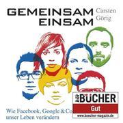 0405619807031 - Carsten Görig: Görig: Gemeinsam Einsam - Book