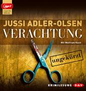0405619807758 - Jussi, Adler-Olsen: Verachtung - Ungekürzte Lesung - Книга