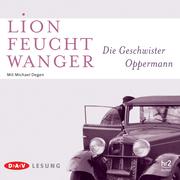 0405619807208 - Lion, Feuchtwanger: Die Geschwister Oppermann - كتاب