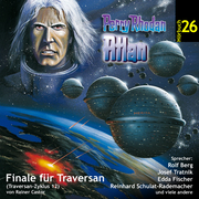0405619807338 - Rainer Castor: Atlan Traversan-Zyklus 12: Finale für Traversan - كتاب
