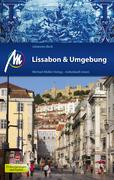 Johannes Beck: Lissabon Umgebung Reiseführer Mi...