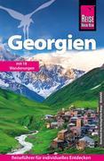 Marlies Kriegenherdt: Reise Know-How Georgien: ...