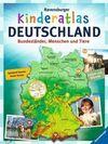 Schwendemann, Andrea: Ravensburger Kinderatlas Deutschland