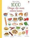 Wood,  Hannah: 1000 Dinge, die man essen kann