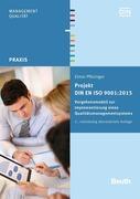 Pfitzinger, Elmar: Projekt DIN EN ISO 9001:2015