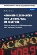 Zürnstein, Markus: Gewinnspielsendungen und Gew...