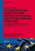 Bleifeld, Magnus: Akzessorische Kreditsicherhei...