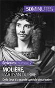 Faustine Bigeast;50 minutes: Molière, l´artisan...