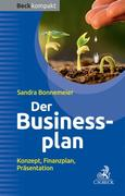 Sandra Bonnemeier: Der Businessplan