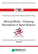 Moving Minds - Crossing Boundaries in Sport Sci...