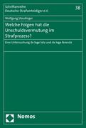 Staudinger, Wolfgang: Welche Folgen hat die Uns...