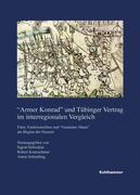 Armer Konrad und Tübinger Vertrag im interregio...