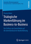 Maier, Florian: Trialogische Markenführung im B...