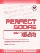 9789881555571 - Skansgaard Michael: Perfect Score ´ SAT Critical Reading - Book