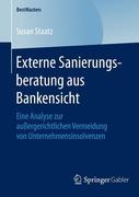 Susan Staatz: Externe Sanierungsberatung aus Ba...