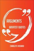 Rosario, Charlotte: Arguments Greatest Quotes -...