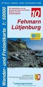 Fehmarn - Lütjenburg 1 : 50 000