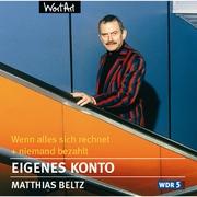 Matthias Beltz: Eigenes Konto
