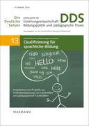 Qualifizierung für sprachliche Bildung