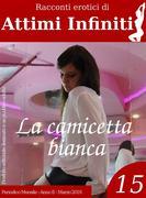 9788892582675 - Faber: ATTIMI INFINITI n.15 - La camicetta bianca - کتاب