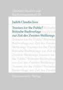 Judith C Joos: Trustees for the Public?