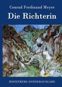 9783843082181 - Conrad Ferdinand Meyer: Die Richterin - Book