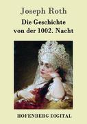 9783843082334 - Joseph Roth: Die Geschichte von der 1002. Nacht - Book