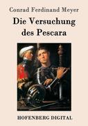 9783843082259 - Conrad, Ferdinand Meyer: Die Versuchung des Pescara - Book