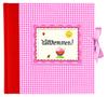 Mußenbrock,  Anne: Willkommen! Babyalbum rosa