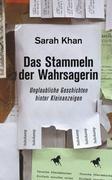 Khan, Sarah: Das Stammeln der Wahrsagerin