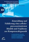 Schlömer, Britta: Entwicklung und Validierung e...