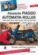 Schneider, Hans Jürgen: Klassische Piaggio Auto...