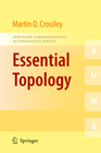 Crossley,  Martin D.: Essential Topology