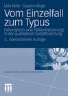 Kelle,  Udo;Kluge,  Susann: Vom Einzelfall zum Typus