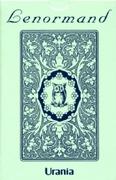 Lenormand Orakelkarten - blaue Eule 4490643