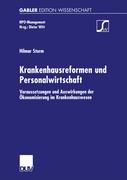 Sturm, Hilmar: Krankenhausreformen und Personal...