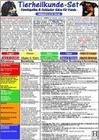 Tierheilkunde-Karten Set. Schüssler Salze