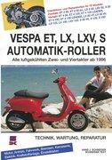 Schneider, Hans-Jürgen: Vespa ET, LX Automatik-...