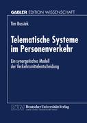 Bussiek, Tim: Telematische Systeme im Personenv...