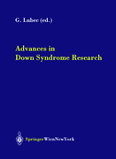 Advances in Down Syndrome Research