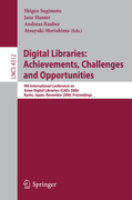 Digital Libraries: Achievements, Challenges and...