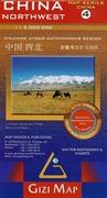 China Northwest (4) Geographical Map 1 : 2 000 000