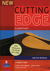 Cunningham,  Sarah;Moor,  Peter: Cutting Edge Elementary New Editions Student's Book