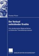 Prüver, Thomas: Der Verkauf notleidender Kredite