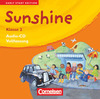 L'Estrange, Hugh;Norman, Susan: Sunshine - Early Start Edition 2. 2. Schuljahr Lieder-Text-CDs