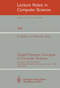 Graph-Theoretic Concepts in Computer Science