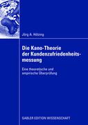 Hölzing, Jörg A.: Die Kano-Theorie der Kundenzu...